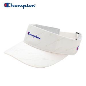 チャンピオン バイザー ゴルフ CW-NS705C-010 レディース 18FW|annexsports