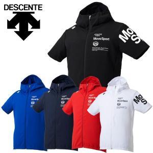 クリアランスセール デサント サンスクリーンクロス 半袖ジャケット メンズ DMMNJF18|annexsports