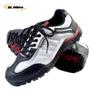 EL NINO エルニーニョ EL-01 スパイクレス ゴルフシューズ|annexsports