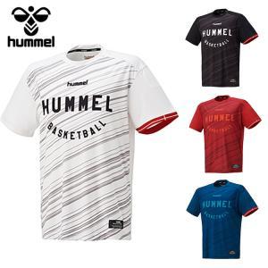 【ポッキリセール】 ヒュンメル BSK  プラクティス Tシャツ HAPB4014 メンズ ゆうパケ...