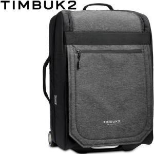 世界中のTimbuk2ファンの間で人気の軽量ローリングクラムシェルスーツケース  素材:Heathe...