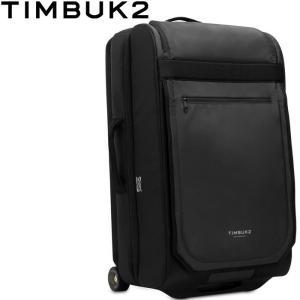 世界中のTimbuk2ファンの間で人気の軽量ローリングクラムシェルスーツケース  素材:630D O...