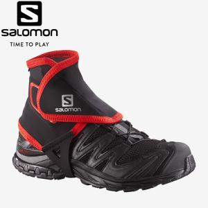 サロモン TRAIL GAITERS HIGH ゲイター L38002100|annexsports