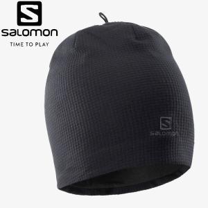 サロモン RS WARM BEANIE キャップ メンズ L39492500 ゆうパケット配送|annexsports