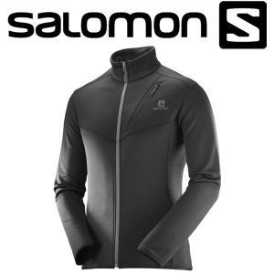 サロモン DISCOVERY FZ M ハイキング&マウンテニアリング ジャケット メンズ L39726000|annexsports