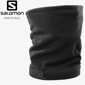 サロモン ネックウォーマー RS WARM TUBE ユニセックス L39814100 L40296300 L40296400 L40296500 ゆうパケット配送|annexsports