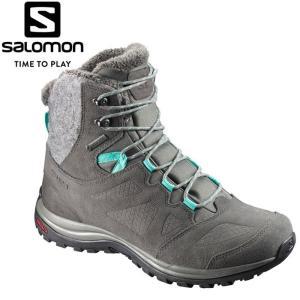サロモン ELLIPSE WINTER GORE-TEX W ウィンター スノー シューズ レディース L39855000|annexsports