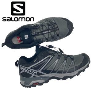 サロモン X ULTRA 3 GTX ハイキング&マルチファンクション シューズ メンズ L39867200|annexsports