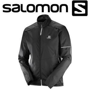 サロモン AGILE WIND JKT M ランニング ジャケット メンズ L40111200|annexsports