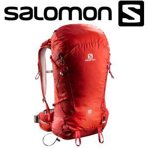 サロモン X ALP 30 ハイキング バッグパック メンズ L40119100|annexsports