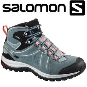 サロモン ELLIPSE 2 MID LTR GORE-TEX W ハイキング&マルチファンクション シューズ レディース L40162600|annexsports