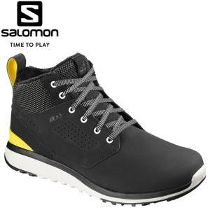サロモン UTILITY FREEZE CSWP ウィンター スノー シューズ メンズ L40233700|annexsports