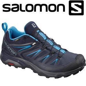 サロモン X ULTRA 3 GTX ハイキング&マルチファンクション シューズ メンズ L40242300|annexsports