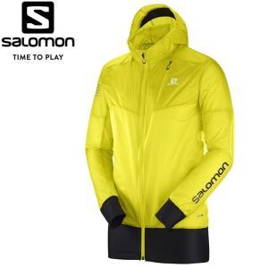 サロモン FAST WING HYBRID M ジャケット メンズ L40380800|annexsports