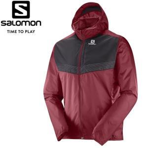 サロモン FAST WING AERO M ジャケット メンズ L40382000|annexsports