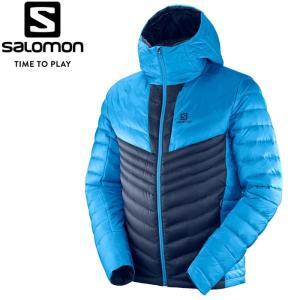 サロモン HALOES DOWN HOODIE M ダウンジャケット メンズ L40385000|annexsports
