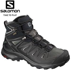サロモン X ULTRA 3 MID GORE-TEX W トレッキングシューズ レディース L40475600|annexsports