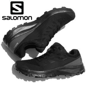 サロモン OUTline GORE-TEX トレッキングシューズ メンズ L40477000|annexsports