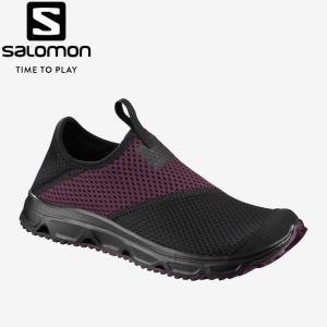 サロモン RX MOC 4.0 W スリッポン シューズ レディース L40674100|annexsports