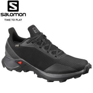 サロモン ALPHACROSS GORE-TEX トレイルランニングシューズ メンズ L40805100|annexsports