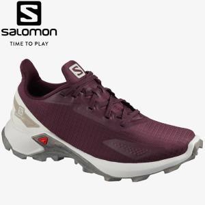 サロモン SALOMON ALPHACROSS BLAST W トレイルランニング シューズ レディース L41104800|annexsports