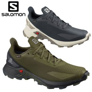 サロモン ALPHACROSS BLAST GTX トレイルランニングシューズ メンズ L41105400 L41105800|annexsports