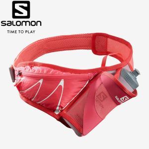 サロモン SENSIBELT ランニングポーチ ボトル付き トレイルランニング LC1304800 ...