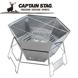 キャプテンスタッグ ヘキサ ステンレス ファイ...の関連商品1