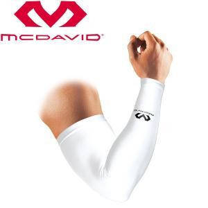 マクダビッド パワーアームスリーブ 1本入 プロテクティブアパレル M656-WH ゆうパケット配送|annexsports