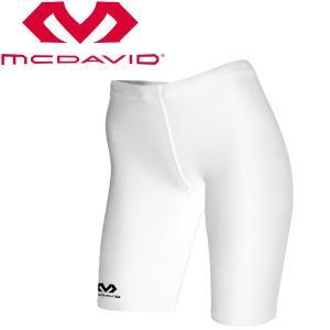 マクダビッド レディース コンプレッション ショーツ M707W-WH ゆうパケット配送|annexsports
