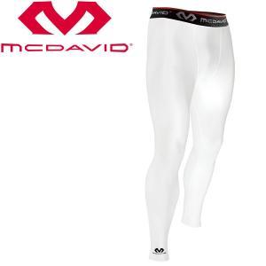 マクダビッド コンプレッション タイツ M815-WH ゆうパケット配送|annexsports