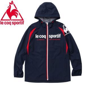 ルコックスポルティフ / ウェア / le coq sportif(ルコックスポルティフ)ウィンドジャケット(18FW)QMMMJF20の商品画像 ナビ