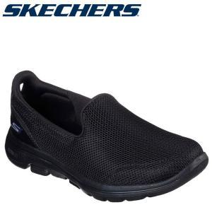 スケッチャーズ SKECHERS  GO WALK 5  15901-BBK レディースシューズ|annexsports