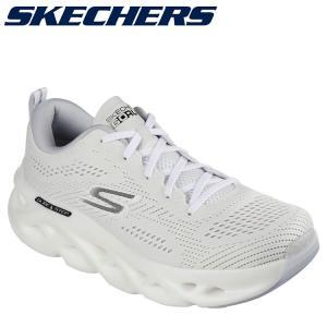 スケッチャーズ GO RUN GLIDE-STEP MAX 220303-WHT メンズシューズ|annexsports