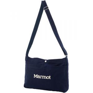 ゆうパケット配送 マーモット アウトドア Lite Canvas Shoulder Bag / ライトキャンバスショルダーバッグ ユニセックス TOAQJA11-NV|annexsports