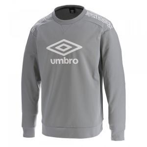 アンブロ サッカー TMクルーネックスウェット メンズ レディース UUUQJF28-TTN|annexsports