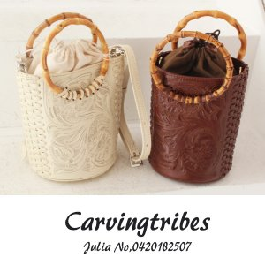 0420182507 Carvingtribes Julia 20SS カービングトライブス 送料無料 ショルダーバッグ|annie-0120