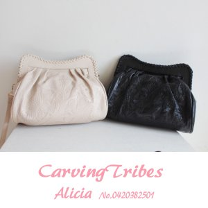 0420382501 CarvungTribes Alicia カービングトライブス ショルダーミニトート 送料無料 21SS|annie-0120