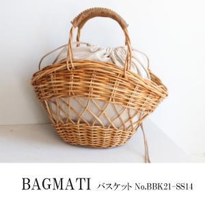 BBK21-SS14 BAGMATI バグマティ カゴバッグ 21SS 送料無料 あすつく|annie-0120