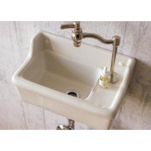 壁付型立水栓用【IBUKI(ESSENCE)】製手洗い器です。 表示価格はボウルのみの価格です。(排...