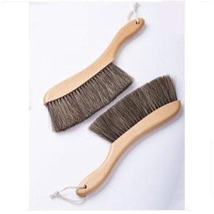 ブラシ 掃除用ブラシ 馬毛ブラシ ほこり取りブラシ 塵取りブラシ 掃除用 床ブラシ ベットブラシ 洋...