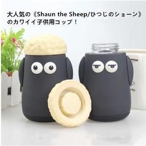 羊のショーン Shaun the Sheep 水筒 コップ 子供用 キッズボトル キャラクター 子供...