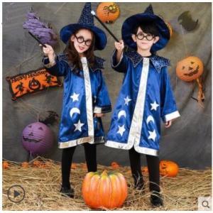 ハロウィン 衣装 子供 女の子 男の子 キッズ 仮装 子供服 ローブ ハリーポッター ハロウィーン Halloween コスプレ コスチューム 演出服 人気 送料無料|annyshop