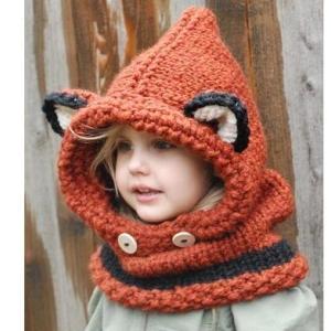 ニット帽 ニット帽子 ベビー キッズ 赤ちゃん 子供用帽子 3-8歳適用 防寒 スヌード マフラー ショール ベビーニット帽 冬物 2018 新作 送料無料|annyshop