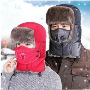 帽子 メンズ パイロット帽子 ロシアファー パイロット 耳あて付き キャップ ロシア帽子 キャップ ファー 防寒 あったかい アウトドア スキー 男女兼用 冬新作|annyshop