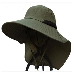 帽子 つば広ハット メンズ UVカット サンバイザー 紫外線対策用 調節可能 折畳み可 農作業 2タイプ 釣り 登山 アウトドア 通気性 日よけ 春夏 新作|annyshop|02