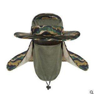 サンバイザー メンズ UVカット帽子 紫外線対策用 日よけ帽子 帽子 農作業 釣り アウトドア 通気性 遮光 ハット フェイスカバー 日焼け止め 送料無料|annyshop