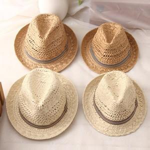 麦わら帽子 メンズ 親子 UVカット帽子 紫外線対策用 つば広ハット 日よけ帽子 帽子 農作業 釣り アウトドア 通気性 遮光 折畳み可 日焼け止め 送料無料|annyshop