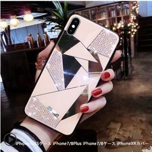 iPhoneX/XSケース iPhone7/8Plus iPhone7/8ケース iPhoneXRカバー iPhoneXs Maxケース カバー iPhoneケース アイフォンケース キラキラPCケース 送料無料|annyshop