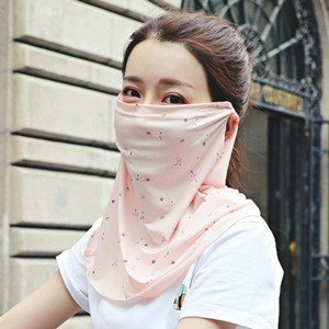 フェイスカバー マスク UVカットマスク 日焼けマスク レディース 日焼け対策 日よけマスク アウトドア 紫外線防止 ネックカバー 通気性 送料無料|annyshop